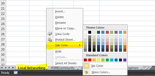 how to change tab in excel sheet how to show and hide the worksheet tabs in excelthree easy. Black Bedroom Furniture Sets. Home Design Ideas