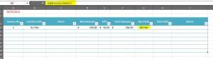 Date Formula Excel